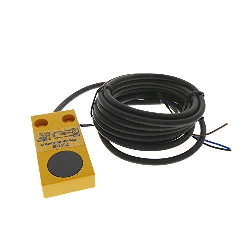 BeMatik - Induktive Näherungsschalter Sensor 6-36 VDC PNP NO Sn:5mm