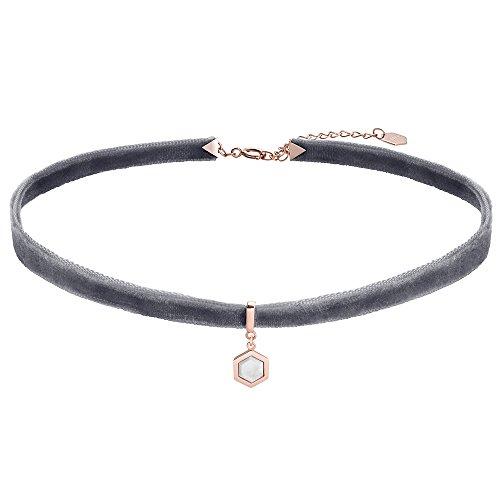 CLUSE Damen-Halskette aus Choker Messing CLJ23001