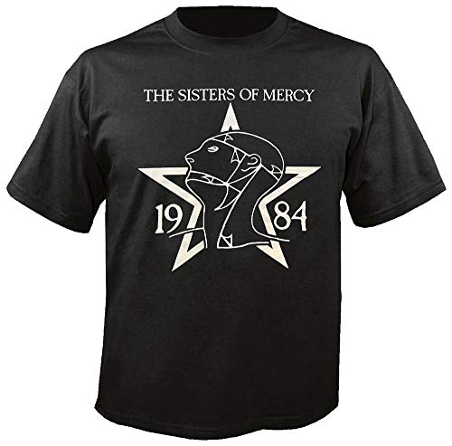 Sisters of Mercy - 1984 - T-Shirt Größe XXL