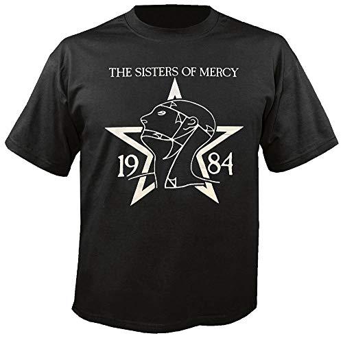 Sisters of Mercy - 1984 - T-Shirt Größe XXL
