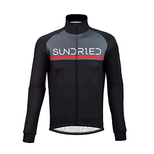 Sundried Mens Thermal Cycling Ja...