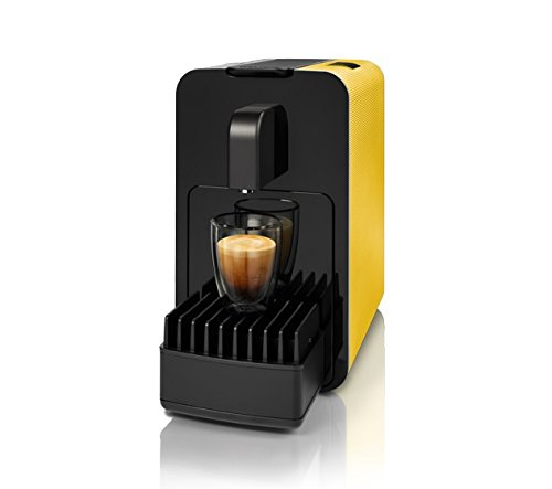 Cremesso 1000557i Kaffee Maschine Viva B6, Indian Yellow
