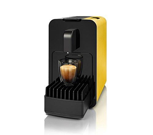 Cremesso 1000557i Kaffee Maschine Viva B6, Indian Yellow