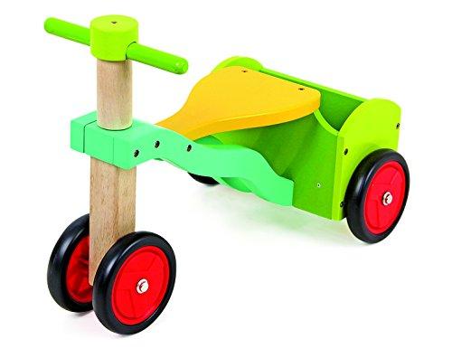 Small Foot Company 1560 - Triciclo de colores [Importado de Alemania]