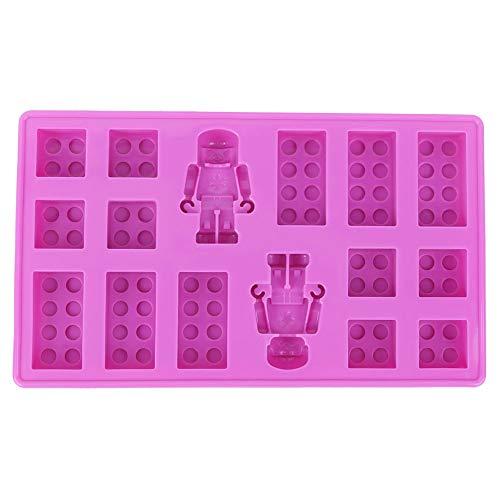 Pinsofy Eiswürfelbehälter, Eiswürfelschale, Eiswürfelformen, Eisherstellungswerkzeug, ungiftige, hochwertige Materialien für Kaffeegetränke