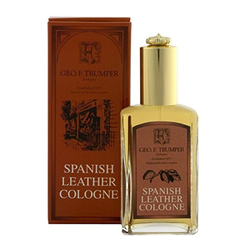 Geo F. Trumper Spanish Leather Cologne, 50ml by Geo F. Trumper