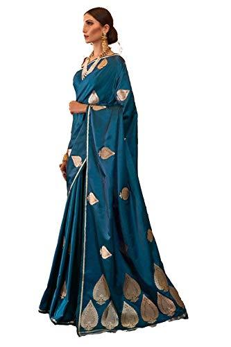 San Valentín Special Exclusivas Indias Mujeres Tradicionales Sarees 06