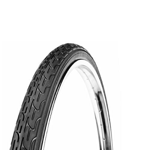 """Deli v715500d neumático de Bicicleta Negro 24""""x 13/8 Negro Negro Talla:24"""" x 1 3/8"""