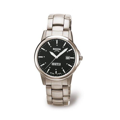 Boccia Herren-Armbanduhr Titan Sport 604-05