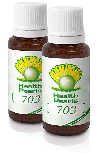 HealthPearls: Dormir bien - Distintos gránulos para elegir: 703 Bebé duerme bien