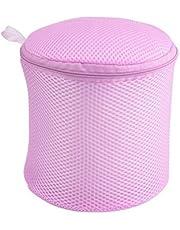 Da. WA cilíndrico sujetador de lactancia bolsas de ropa bolsas de cuidado personal plegable