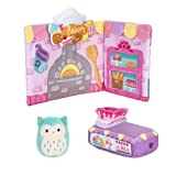 Squishville by Squishmallows SQM0045 Play Scene-Bakery,