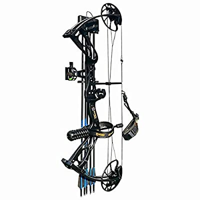 sanlida Archery 2021 Dragon X8 Hunting Compound Bow and Arrow Package for Adults and Teens/Limbs Made in USA
