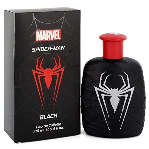 Marvel Spiderman Black Eau de Toilette 100ml Spray