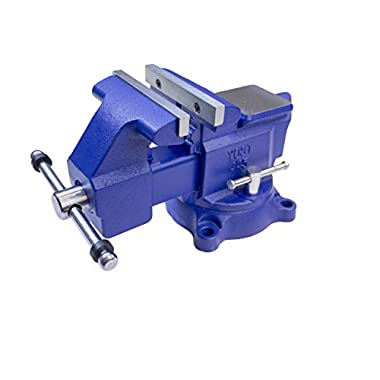 Yost Vises 460 6  Heavy Duty Utility Combination Pipe and Bench Vise