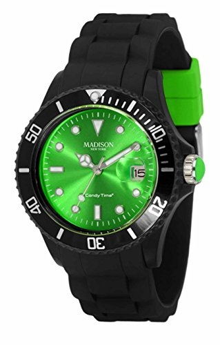 Madison - Herren -Armbanduhr U4486-10