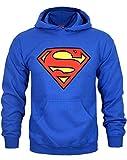 Hombres - Official - Superman - Capucha (XS)
