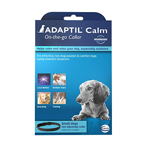 ADAPTIL Calming Collar for Dogs, A Constant Calm Anywhere You Go