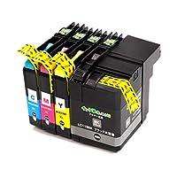 LC119/115-4PK(4色パック大容量)ブラザー[brother]互換インクカートリッジ【インク革命製】