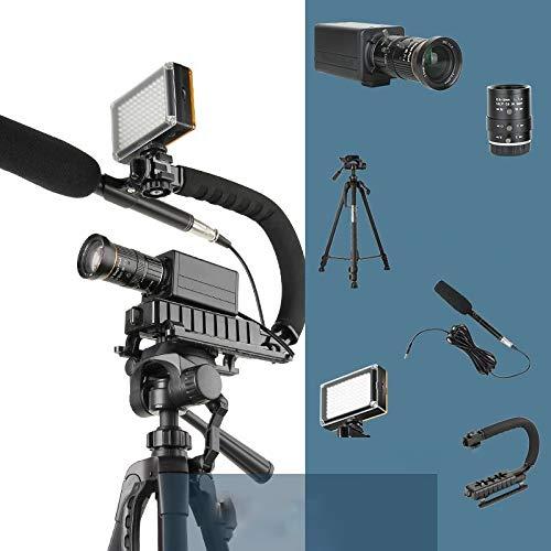 Wdonddonsxt webcam Cámara de alta definición PC, equipo de grabación de vídeo, más que en conferencia cámara, USB 1080P zoom de las cámaras de alta definición oficina clases de recuperación remota, ne
