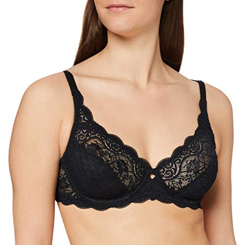 Triumph Doreen Black Non Wired Bra 40D