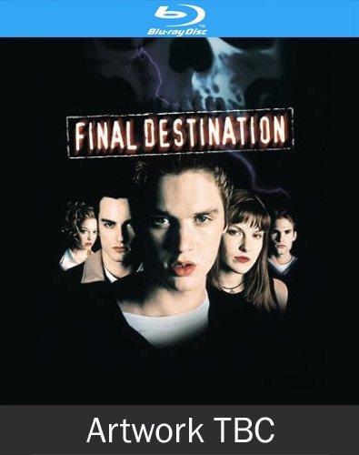 Final Destination [Edizione: Regno Unito] [Italia] [Blu-ray]