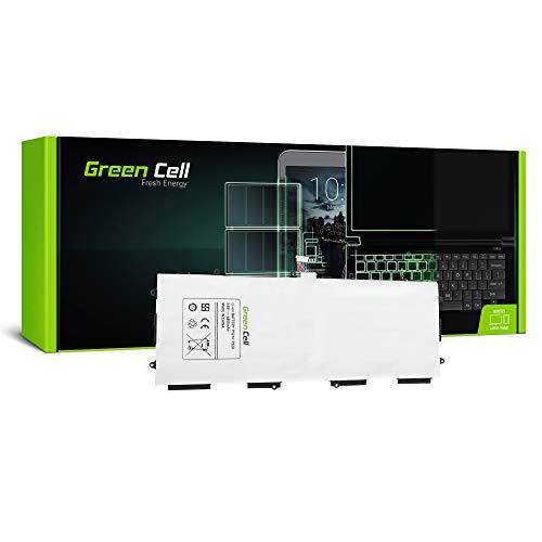 Green Cell (3.8V 26Wh 6800mAh) T4500C T4500E Batería para Samsung Galaxy Tab 3 10.1 GT-P5200 GT-P5210 GT-P5213 GT-P5220 P5200 P5210 P5213 P5220 Tablet