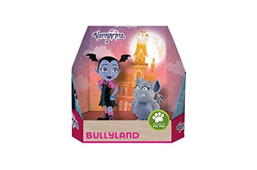 Bullyland 13121 - Spielfigurenset, Walt Disney Vampirina - Vampirina und Gregoria, liebevoll handbemalte Figuren, PVC-frei, tolles Geschenk für Jungen und Mädchen zum fantasievollen Spielen