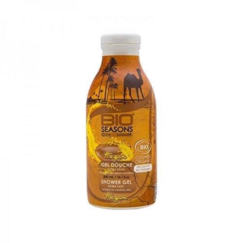 BIO SEASONS Gel Douche Argan Bio 300 ml
