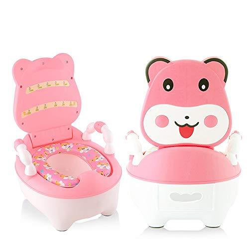 LIZHISHENG Toilette per bambini, bambina, bimbo, maschio, orinatoio, bambino, toeletta, gabinetto, bambino, gabinetto, toilette, bambino, gabinetto, cuscino