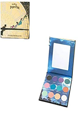 Disney Peter Pan Eyeshadow Palette 12 Colors Collection