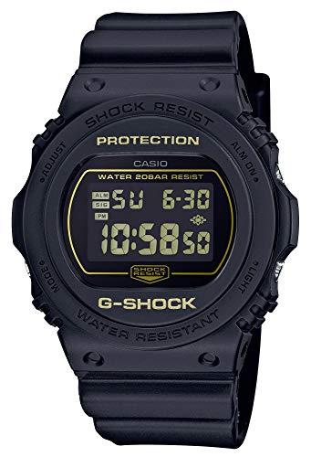 [カシオ] 腕時計 ジーショック G-SHOCK DW-5700BBM-1JF メンズ ブラック
