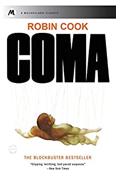 Coma by [Robin Cook]