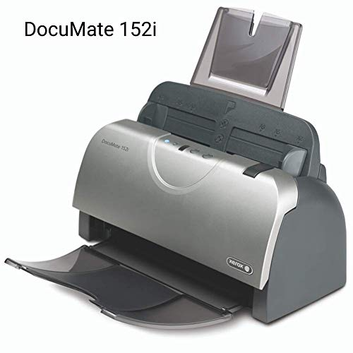 Fantastic Deal! Xerox DocuMate 152i Duplex Scanner with Document Feeder for PC and Mac