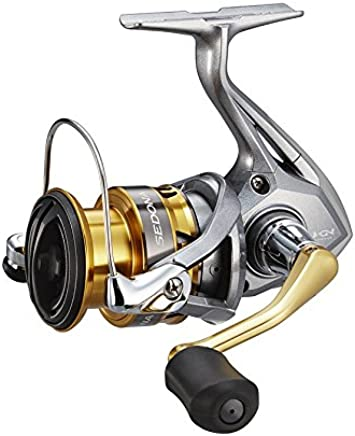 SHIMANO Sedona FI, Freshwater Spinning Fishing Reel