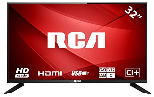 RCA RB32H1-UK 32 inch HD LED TV with HDMI and USB connection