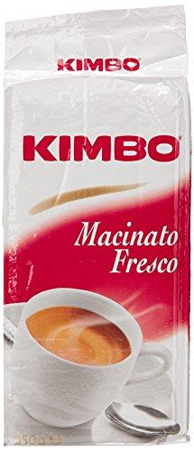10x Kimbo Kaffee Macinato Fresco gemahlen Coffee 250g italienisch Caffè Espresso