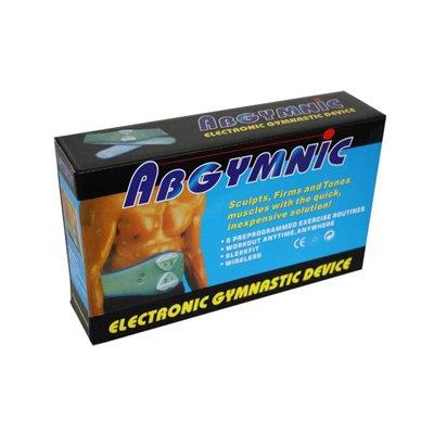 Cinturones abdominales Abgymnic XXL POWRX incluido 100 ML Gel
