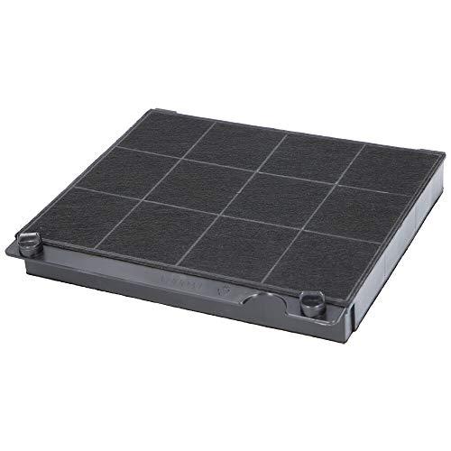 Aktivkohlefilter für Dunstabzugshaube geeignet als Alternative für Kohlefilter 9029793818 + 00647734, für Dunstabzug von AEG, Bosch Siemens uvm. - 1 Stück