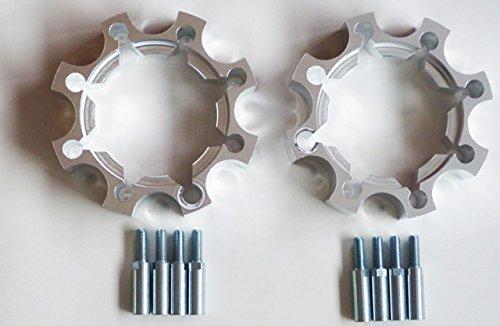 Spurverbreiterungen Quad ATV alle mit 110 mm - 115 mm Lochkreis hinten und vorne
