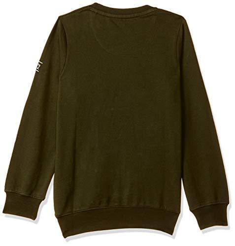 Monte Carlo Boy's Regular fit Sweatshirt 3 41pDKmj+UJL