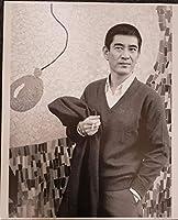 高倉健 ポスター [1968・青山]