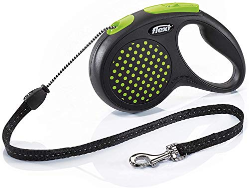 flexi Design M Seil 5 m grün für Hunde bis 20 kg