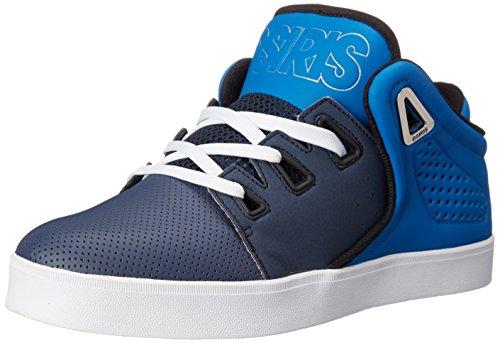 Osiris - Zapatillas de skateboarding para hombre Azul Blue/Bingaman