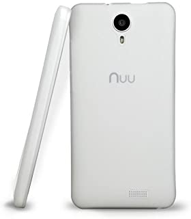 NUU Mobile N5L Protective Case, Clear