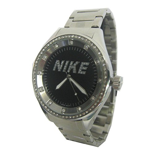Uhr Damen Quarz Nike Sport Uhr OR 526schwarz