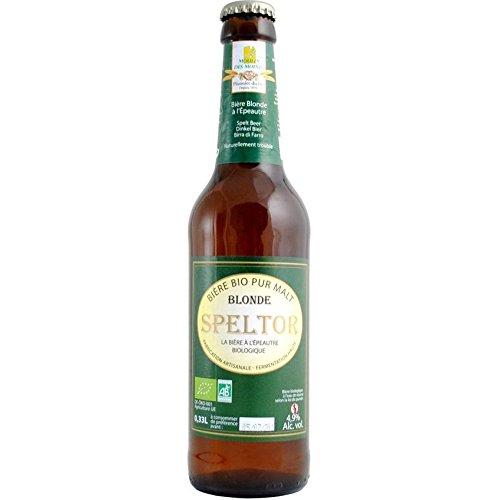 Cerveza Bio Espelta Moulin des Moines,0.33l