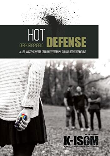 Hot Defense: Alles Wissenswerte über Pfefferspray zur Selbstverteidigung