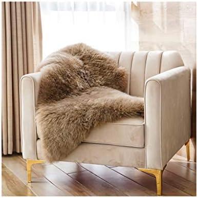 YYTLDT Super Soft Synthetic Sheepskin Rug 100 70cm Artificial Fur Rug for Living Room Bedroom product image