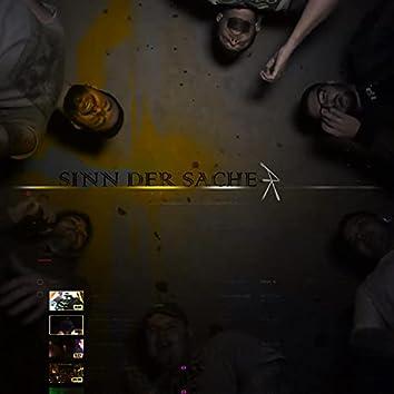 Sinn der Sache (feat. Phasenkind, D-Jam & Jo-Biatch)